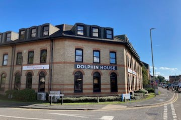 Suite 3, Dolphin House, 103 Frimley Road, Camberley, Offices To Let - dolphin external.jpg