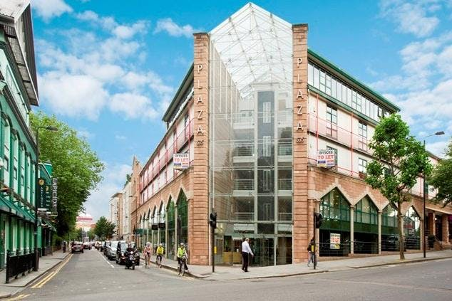 The Plaza - Unit 315, Unit 315 The Plaza, Chelsea, Office To Let - Plaza front.jpg