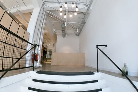 65C Hopton Street, London, Office To Let - Entrance