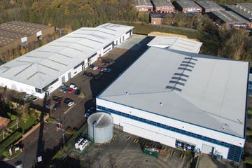 Unit D, Lutyens Industrial Centre, Basingstoke, Warehouse & Industrial To Let - Lutyens Aerial.PNG