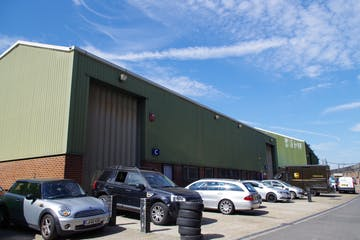 Units D London Stone, London Stone Industrial Estate, Battersea, Industrial To Let - IMGP3116.JPG