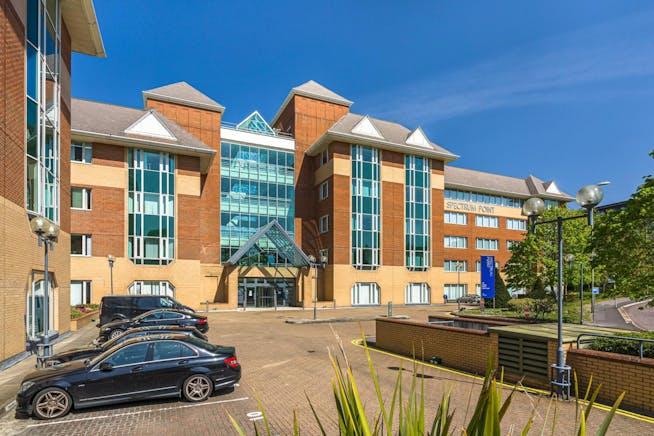 4Th Floor, Spectrum Point, Farnborough, Office To Let - DSC01695.jpg