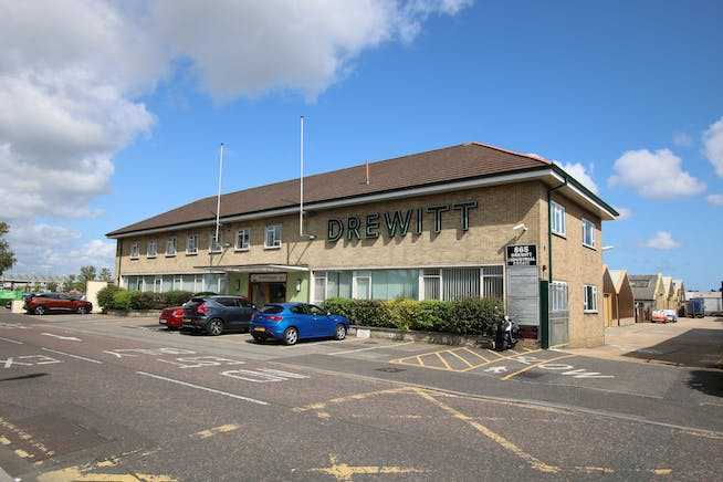 Offices At Drewitt House, Bournemouth, Office To Let - IMG_6626.JPG