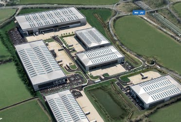 St Modwen Park Chippenham, B4122, Chippenham, Industrial To Let - Park ariel.PNG - More details and enquiries about this property