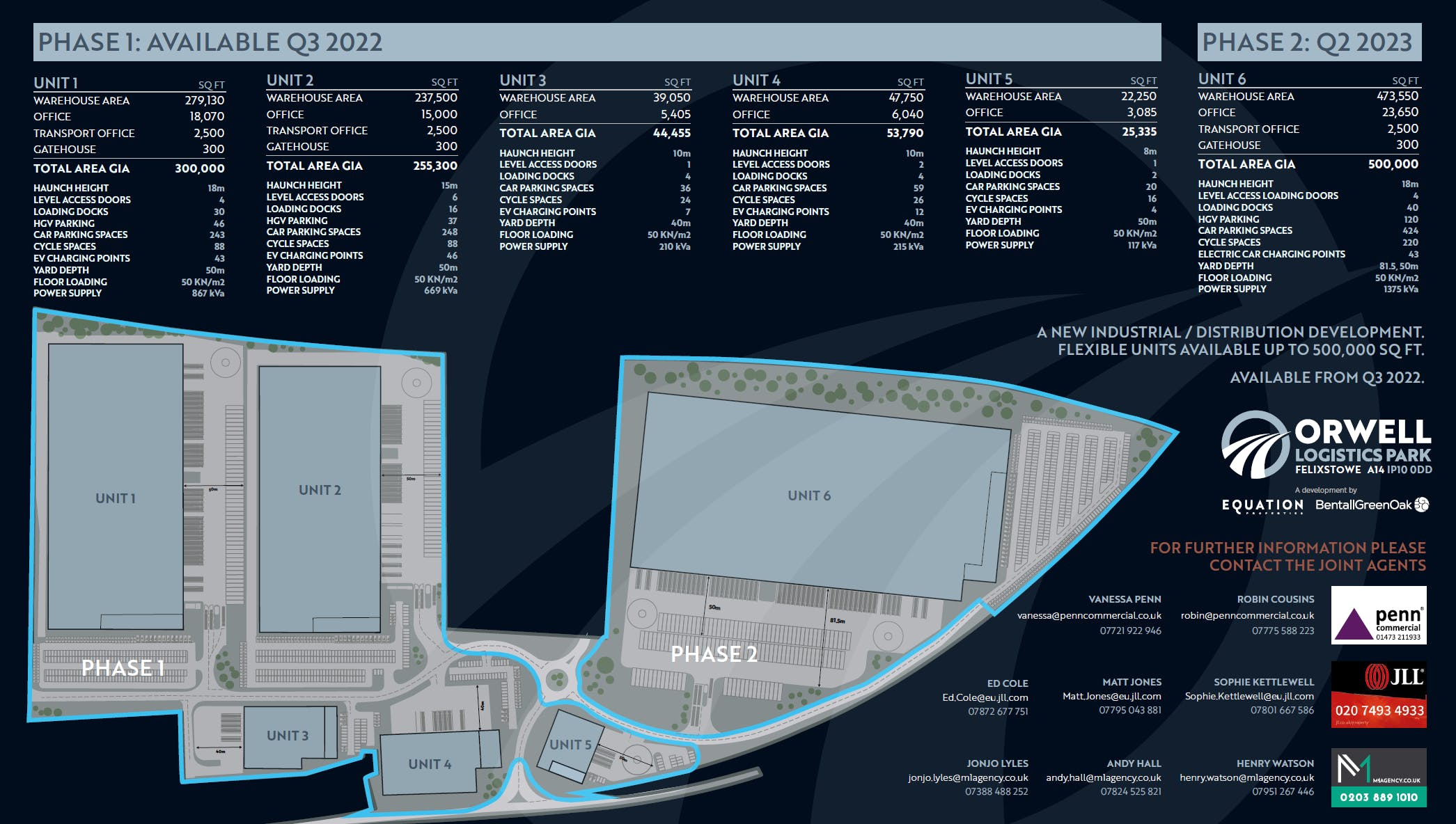 Orwell Logistics Park, Ipswich, Distribution Warehouse To Let - Marketing  Accomodation.PNG