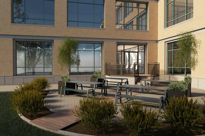 Rivergate House, Newbury, Offices To Let - External Seating.jpg