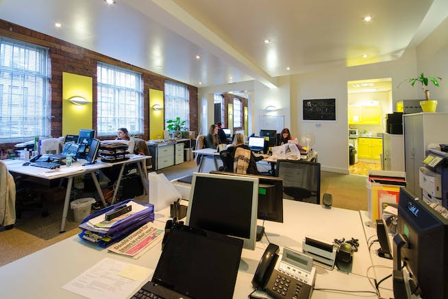 Brooklyn Works, Sheffield, Offices To Let - internal - office