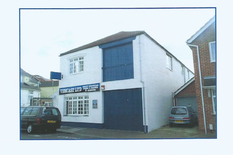 1a Beatrice Road, Southsea, Office, Industrial, Development  To Let / For Sale - External 1.png