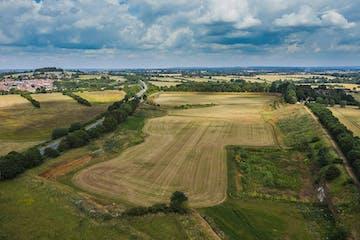 Proposed Employment Land Allocation, Wicklesham, Faringdon, Industrial / Land & Development  For Sale - Wicklesham_Quarry Front.jpg