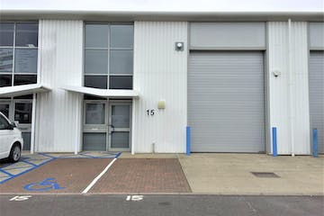 Unit 15, Southsea, Industrial To Let - Front.jpg