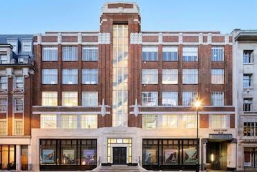 Elsley House, 20/30 Great Titchfield Street, London, Office To Let - Elsely House.jpg - More details and enquiries about this property