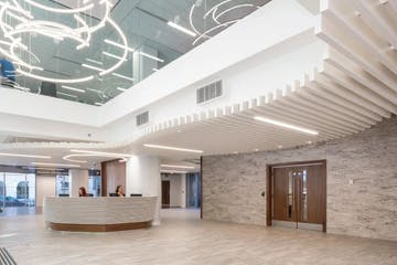 151 Marylebone Road, London, Offices To Let - Reception.JPG
