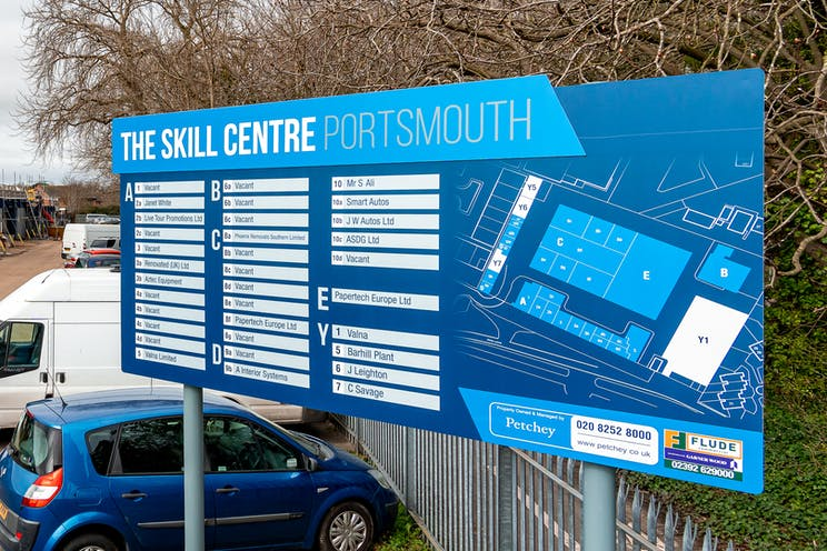 Blocks A & C, Skill Centre, Portsmouth, Industrial To Let - The Skill Centre Hilsea47.jpg
