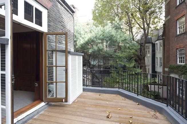 66 Grosvenor Street, London, Offices To Let - Terrace (1st)