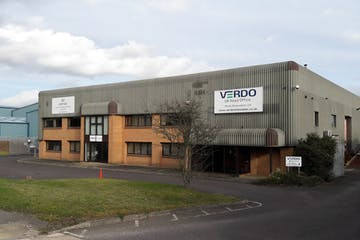 45 Macadam Way, Portway West Business Park, Andover, Investments / Warehouse & Industrial To Let / For Sale - Image 1