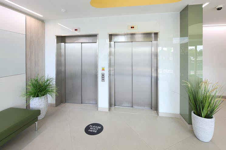 Magna House, 18-32 London Road, Staines, Offices To Let - B Reception 7.JPG