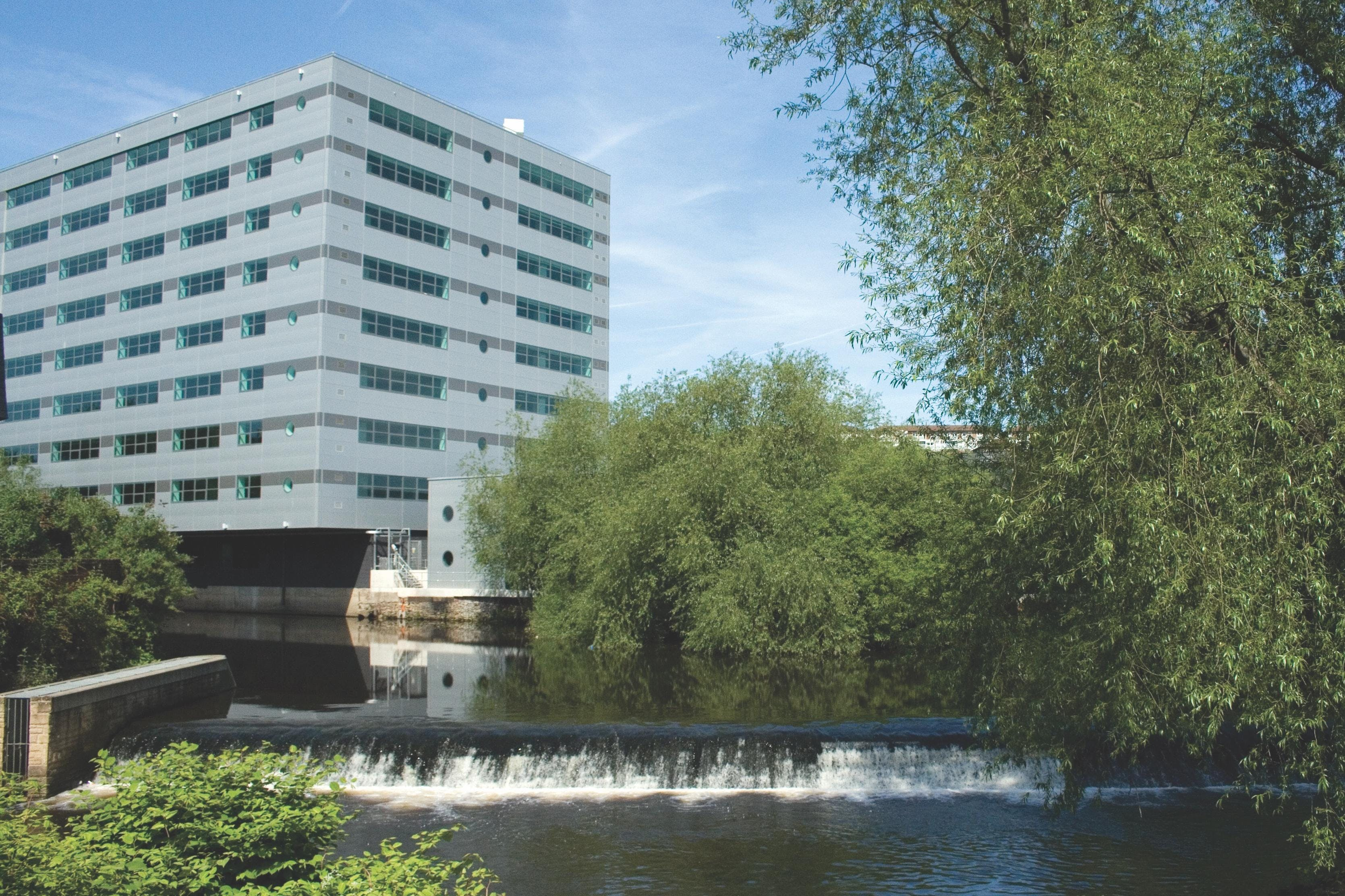 Saville House, Sheffield, Offices To Let - Saville House Exterior 2.jpg