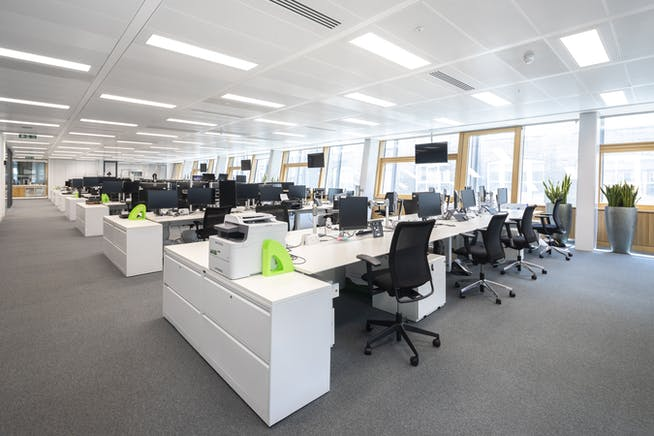 10 New Burlington Street, Mayfair, London, Office To Let - Open plan offices to let in Mayfair.jpg