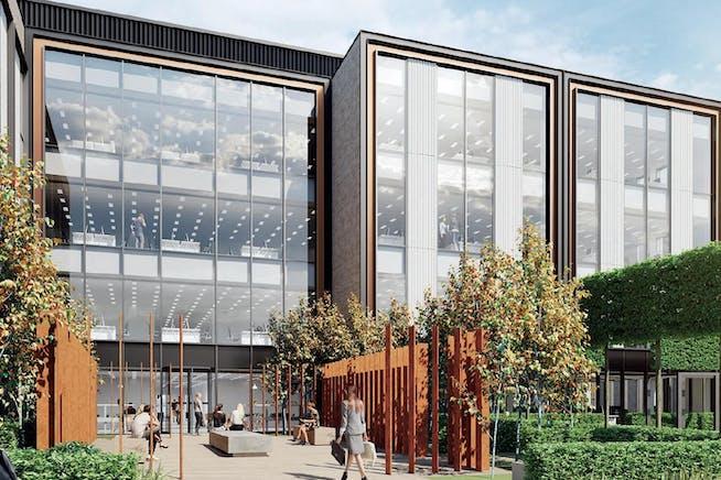 Pinehurst 4, Farnborough Business Park, Farnborough, Office To Let - Exterior1.jpg