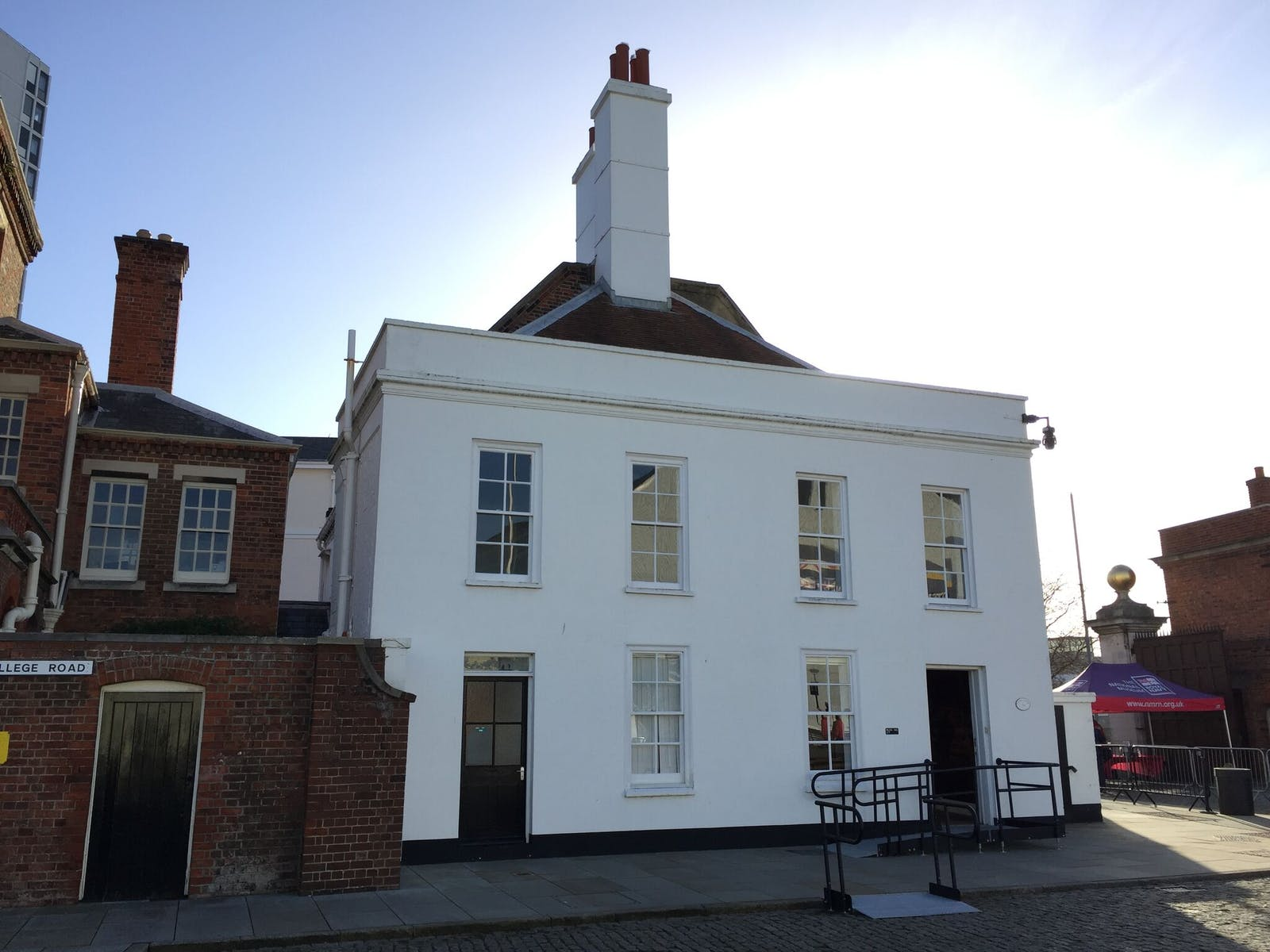 Ground Floor, Porters Lodge, Portsmouth, Office To Let - Porters Lodge .jpg