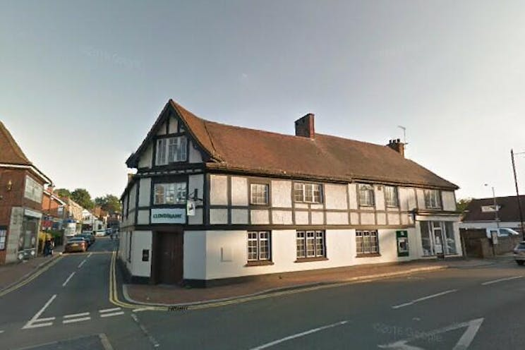 2 High Street, Great Bookham, Retail, Offices, Development (Land & Buildings) To Let / For Sale - Image from Google Street View - 1134