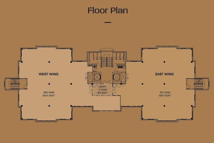 Unity, Building A, Watchmoor Park, Camberley, Offices To Let - Floor Plan.JPG