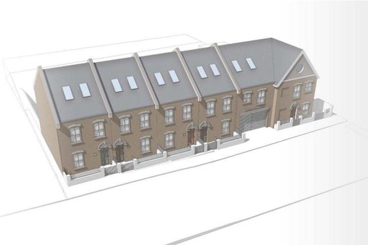 Primrose Mews, 112 Pembury Road, Tonbridge, Development (Land & Buildings) For Sale - CGI.jpg