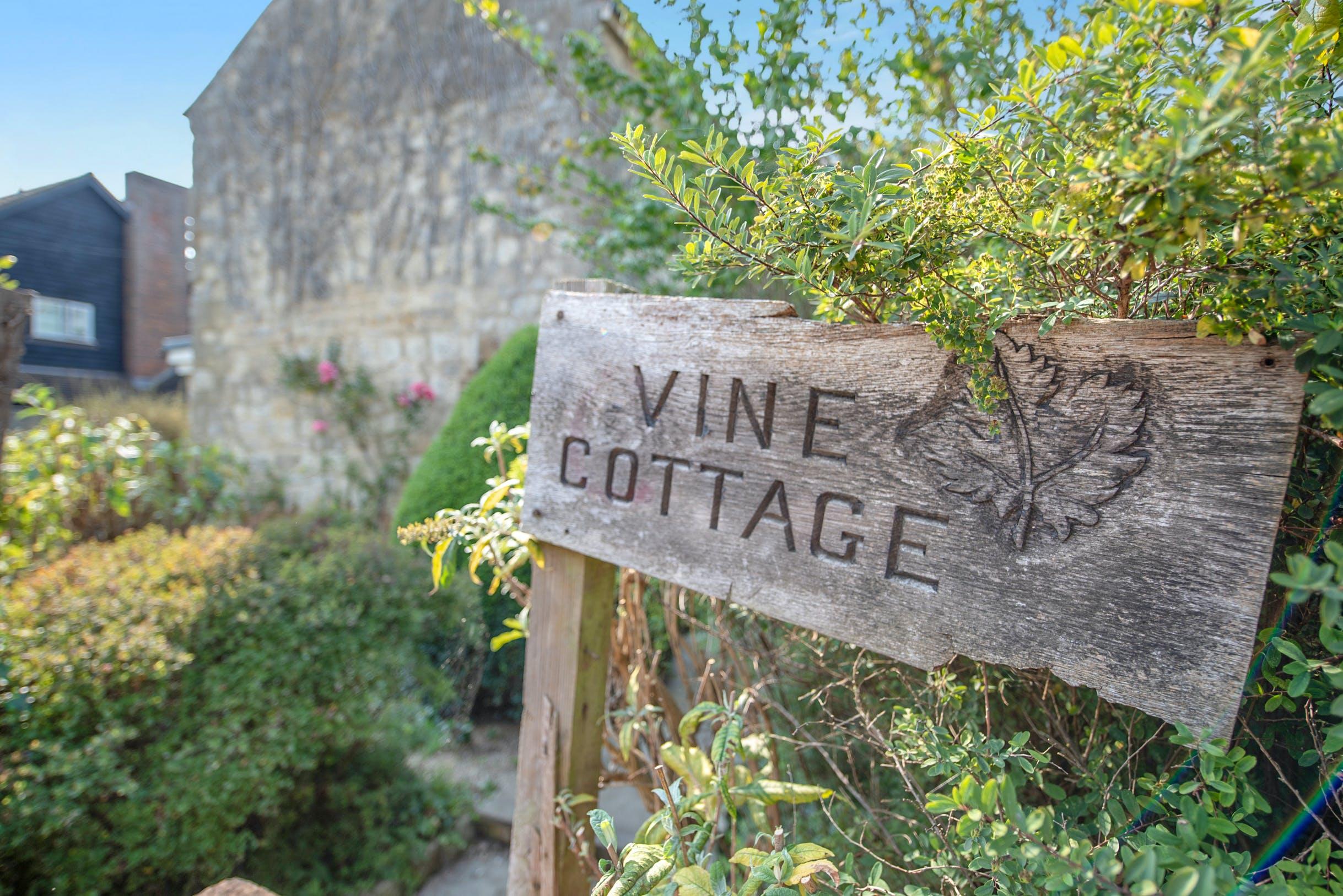 Vine Cottage The Vines, Shabbington, Residential For Sale - NAMESIGN.jpg