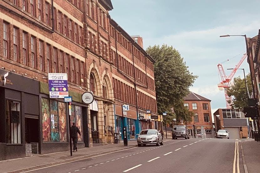 16-18 Carver Street, Sheffield, Retail / Other To Let - 16-18 Carver Street (1).JPG