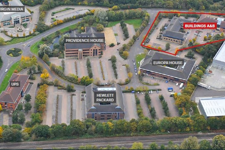Buildings A and B, Bartley Wood Business Park, Hook, Hook, Offices To Let - Capture4.JPG