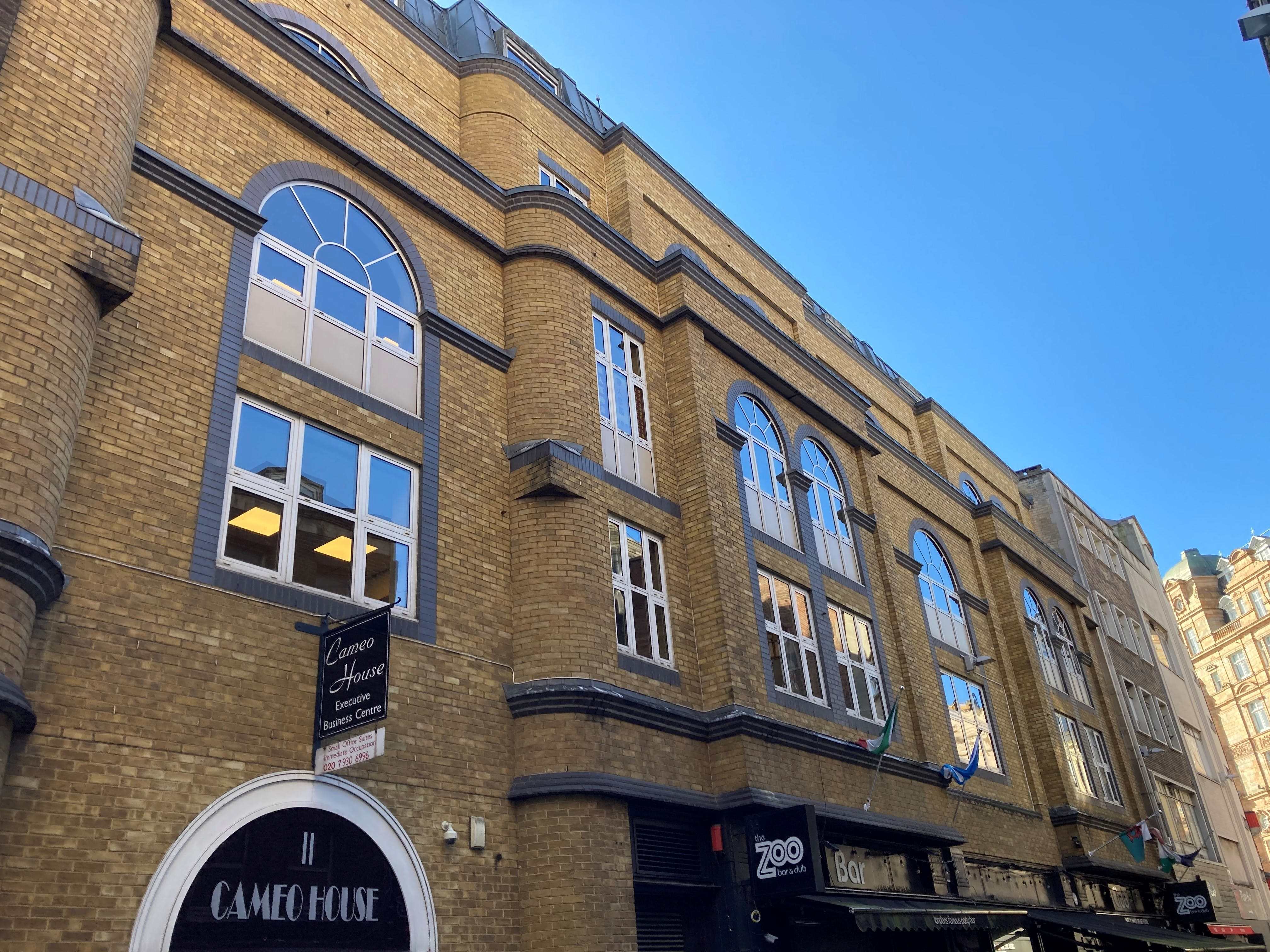 Cameo House, London, Offices To Let - EXT 4.jpg