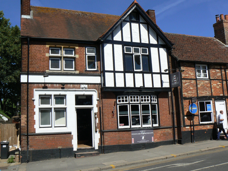 37-41 Denmark Street, Wokingham, Investment For Sale - 41  41a Denmark St frontage 1.JPG