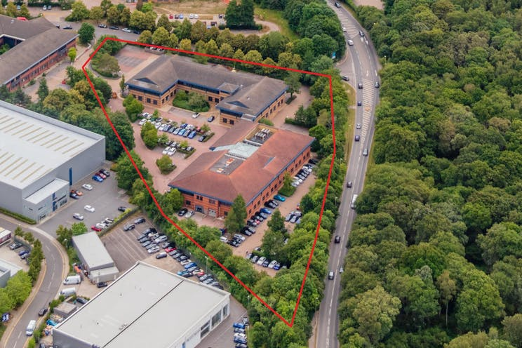 Buildings A and B, Bartley Wood Business Park, Hook, Hook, Offices To Let - HLP_EC_190715_5009.jpg