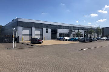 Units 4a & 4b Opus Park, Guildford, Warehouse & Industrial To Let - Front.Opus.Aug18.jpg