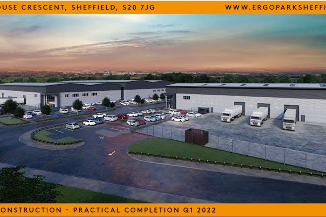Ergo Park, Drakehouse Crescent, Sheffield, Distribution Warehouse / Industrial (Multi Let Scheme) To Let - Ergo  Title page.PNG