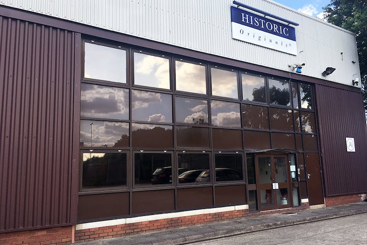 Unit A1, Worton Grange Industrial Estate, Reading, Industrial To Let - Outside1LR.jpg