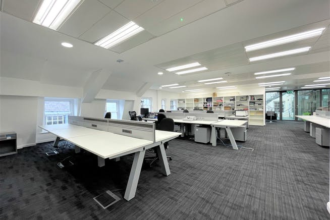 22 King Street, London, Offices To Let - Internal 2