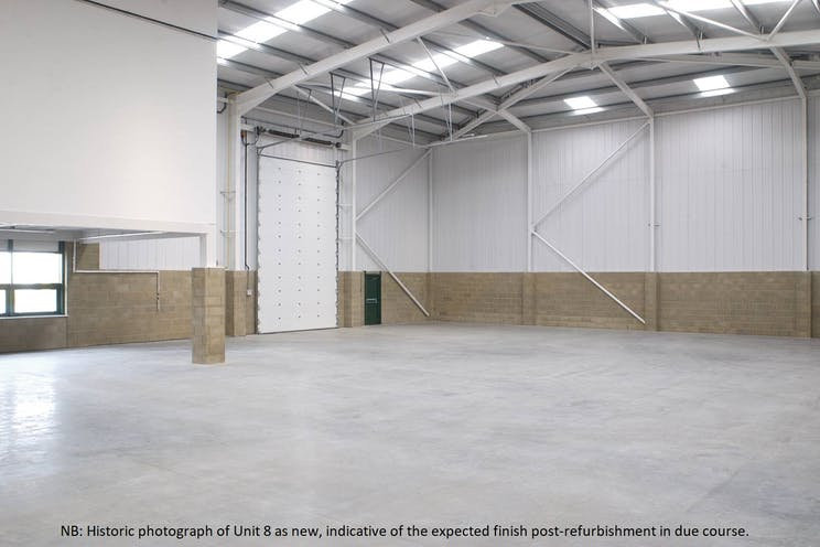 Unit 8 Cobbett Park, Moorfield Road, Guildford, Warehouse & Industrial To Let - Unit8Internal.jpg