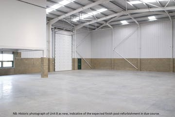 Unit 8 Cobbett Park, Moorfield Road, Guildford, Warehouse & Industrial To Let - Unit8Internal.jpg
