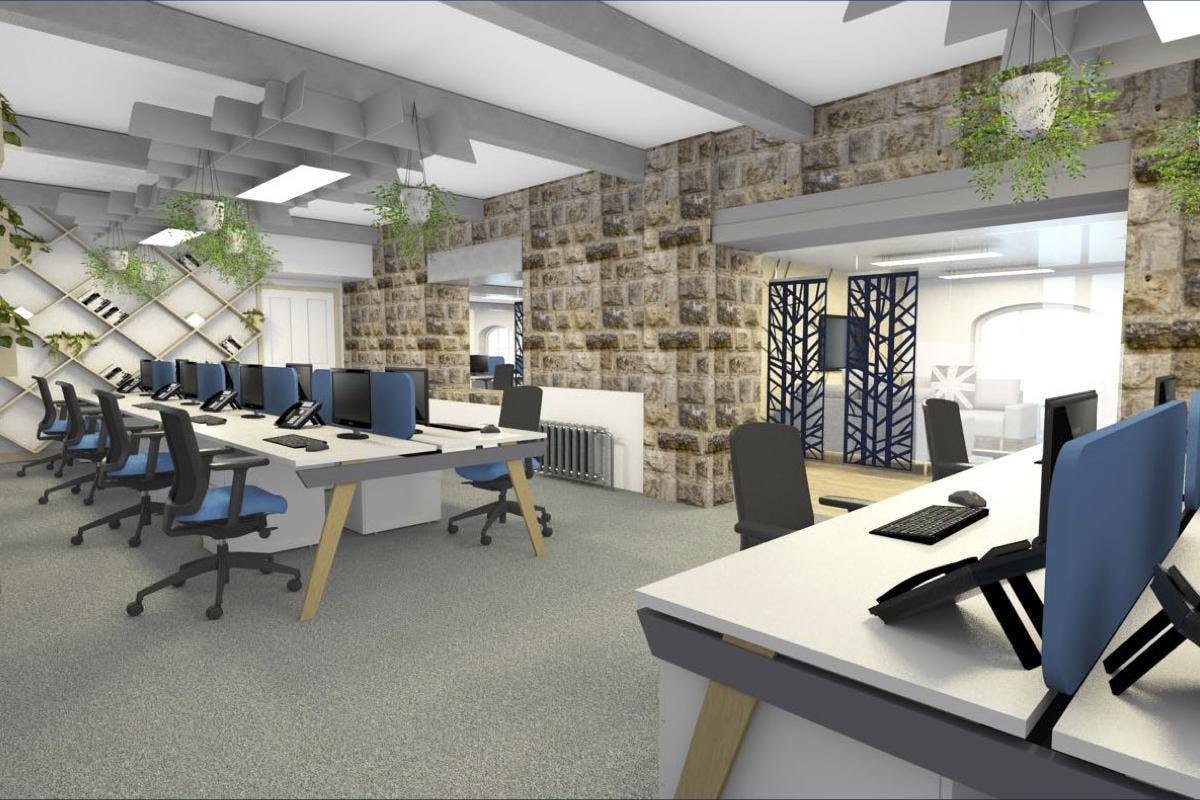 Globe Works Lower Ground Floor, Sheffield, Offices To Let - Globe GF (1).jpg