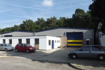4 Bordon Trading Estate, Oakhanger Road, Bordon, Warehouse & Industrial To Let - DSCF1078.JPG