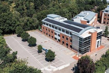 Building 4, Centrium, St Albans, Centrium, St. Albans, Offices To Let - Aerial Centrium.JPG - More details and enquiries about this property