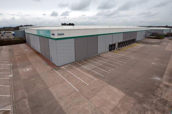 Dc2 Prologis Park Stafford, Stafford, Distribution Warehouse To Let - stafford 10.JPG