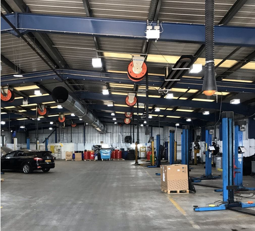 70 Barrack Street, Colchester, Distribution Warehouse To Let - Internal.JPG
