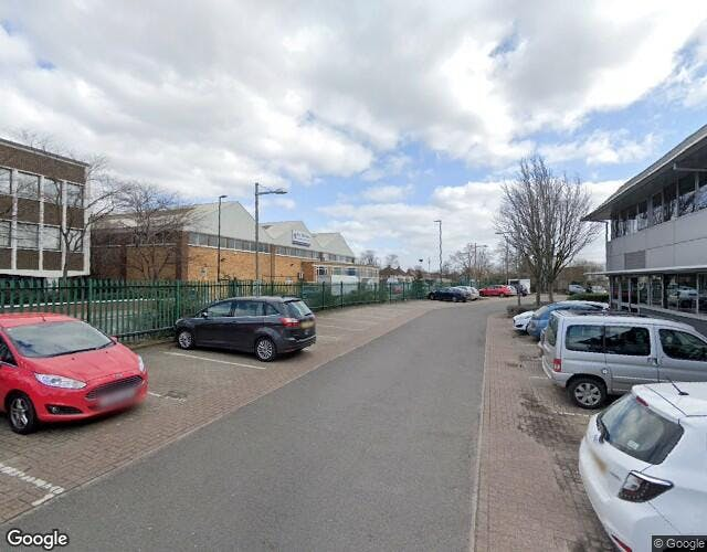 The Square, Southall Lane, Heathrow, Offices To Let - Street View