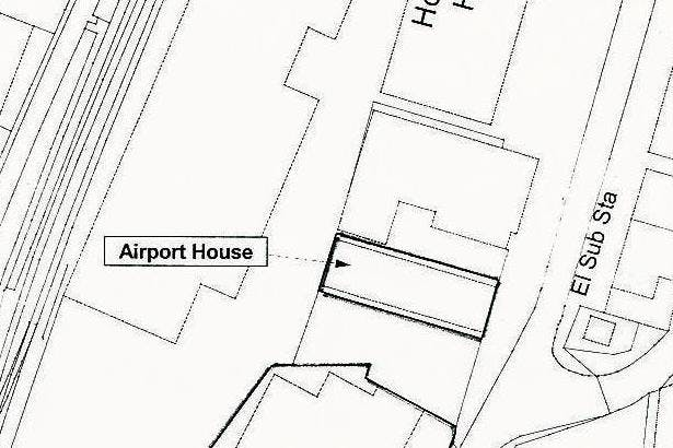 Airport House and Yard, Galleymead Road, Colnbrook, Industrial To Let - Airport House and Yard Plan.jpg