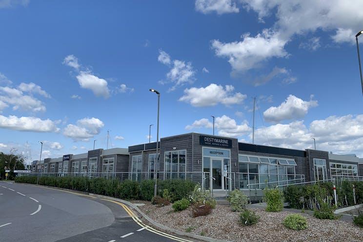 Hamble Point Marina, Southampton, Office To Let - 20210714 165449.jpg