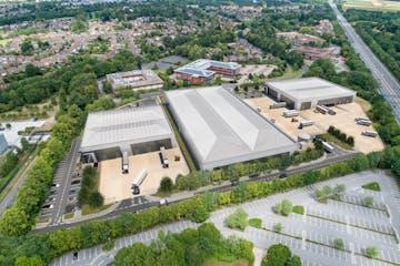 St Modwen Park, Jays Close, Viables, Basingstoke, Warehouse & Industrial To Let - Image 1