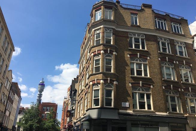 Tudor House, 35 Gresse Street, Fitzrovia, London, Office To Let - External 2.jpg