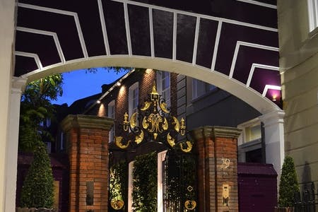 19 West Eaton Place, London, Office To Let - 1_Niquesa_Entrance_Night - Copy.jpg